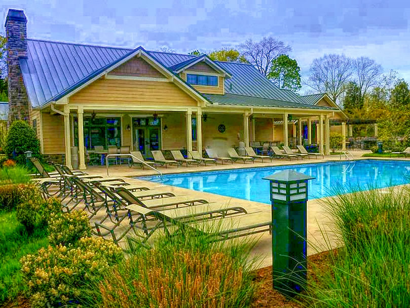 waterside at norris lake community clubhouse