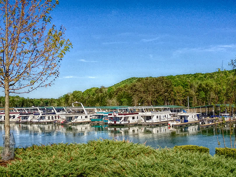 waterside marina norris lake houseboat slips